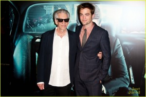 'Cosmopolis' Paris Premiere At Le Grand Rex - Red Carpet Arrivals