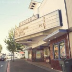 Book Tour, New Moon - Lincoln Movie Theatre, Port Angeles