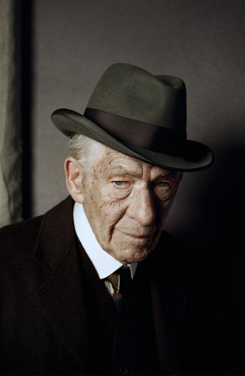 The film takes place in 1947, where McKellen plays a Holmes who is currently enjoying his retirement with his housekeeper and her amateur-sleuthing son. - 2